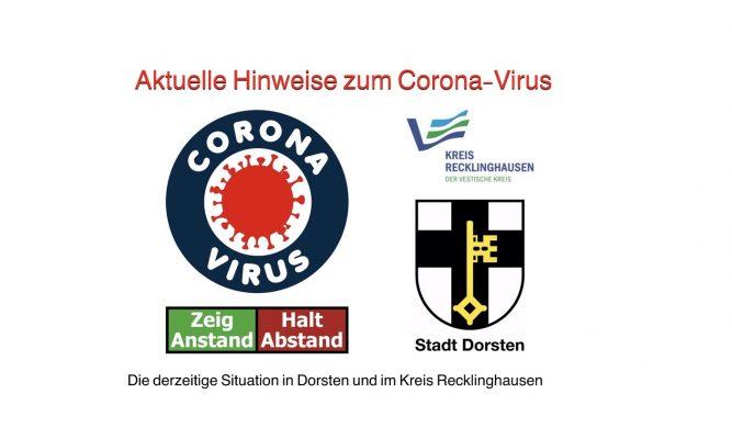 Corona Virus Recklinghausen