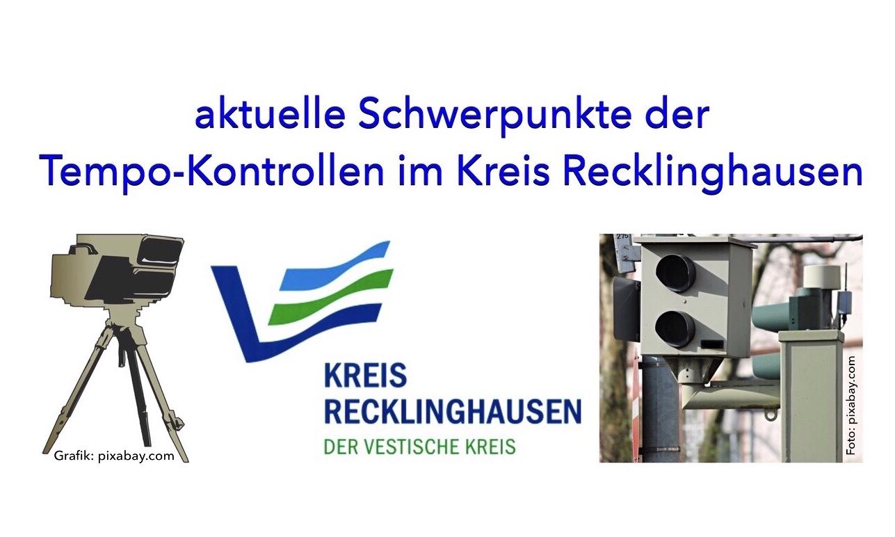 Tempokontrollen Kreis Recklinghausen