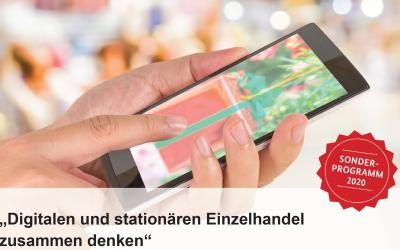 """Digitalen Und Stationären Einzelhandel Zusammen Denken"""""""