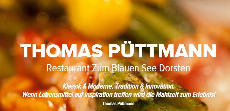 Logo Restaurant Zum Blauen See Dorsten