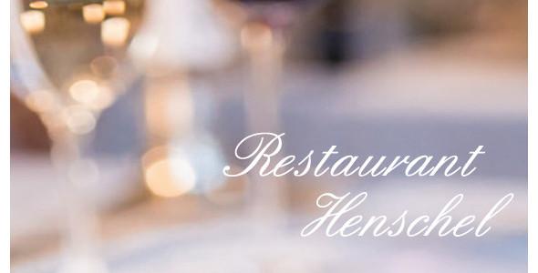 Logo Restaurant Henschel