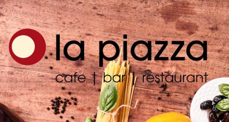 Logo La Piazza