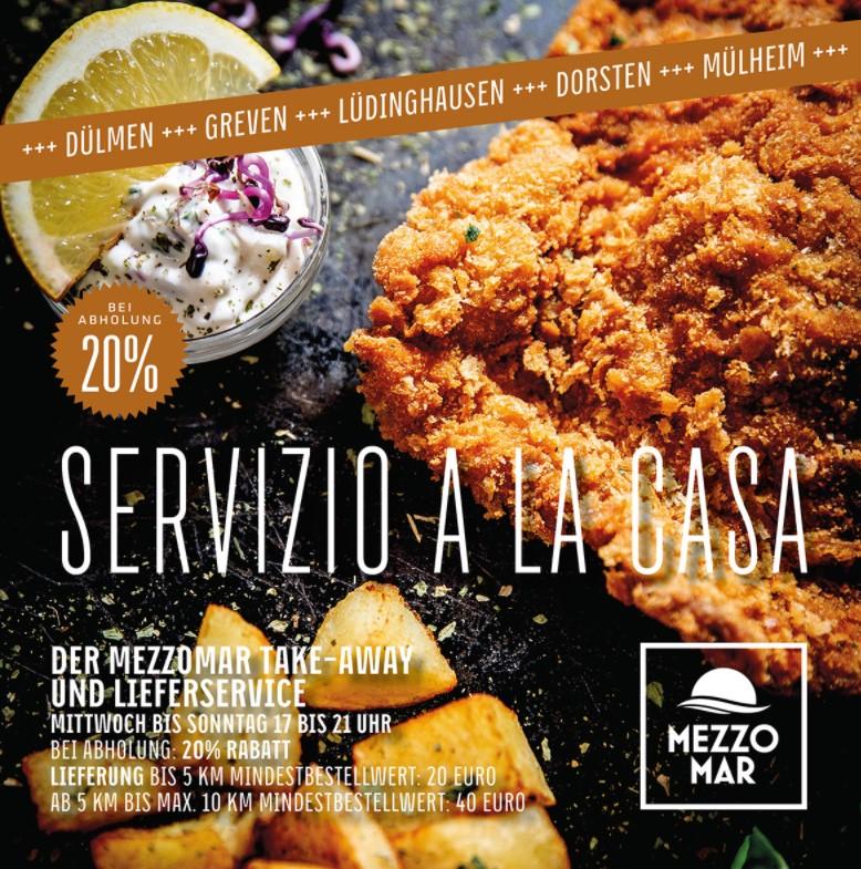 Servicio A La Casa, Mezzo Mar