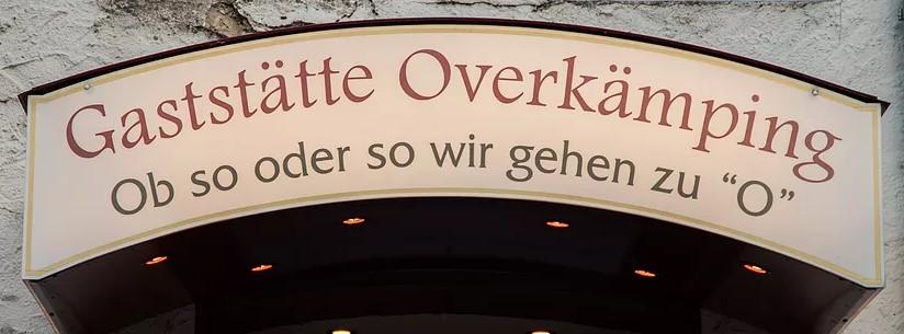 Logo Gaststätte Overkämping